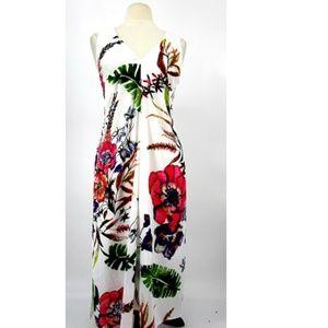 Rachel Rachel Roy V-Neck Maxi Dress Sleeveless